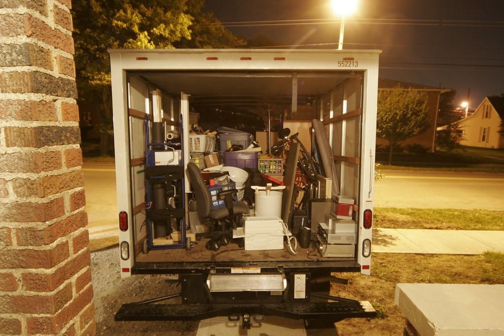 Moving Essentials Box
