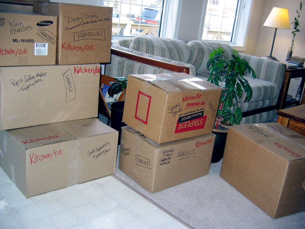 Moving Me | Moving Boxes