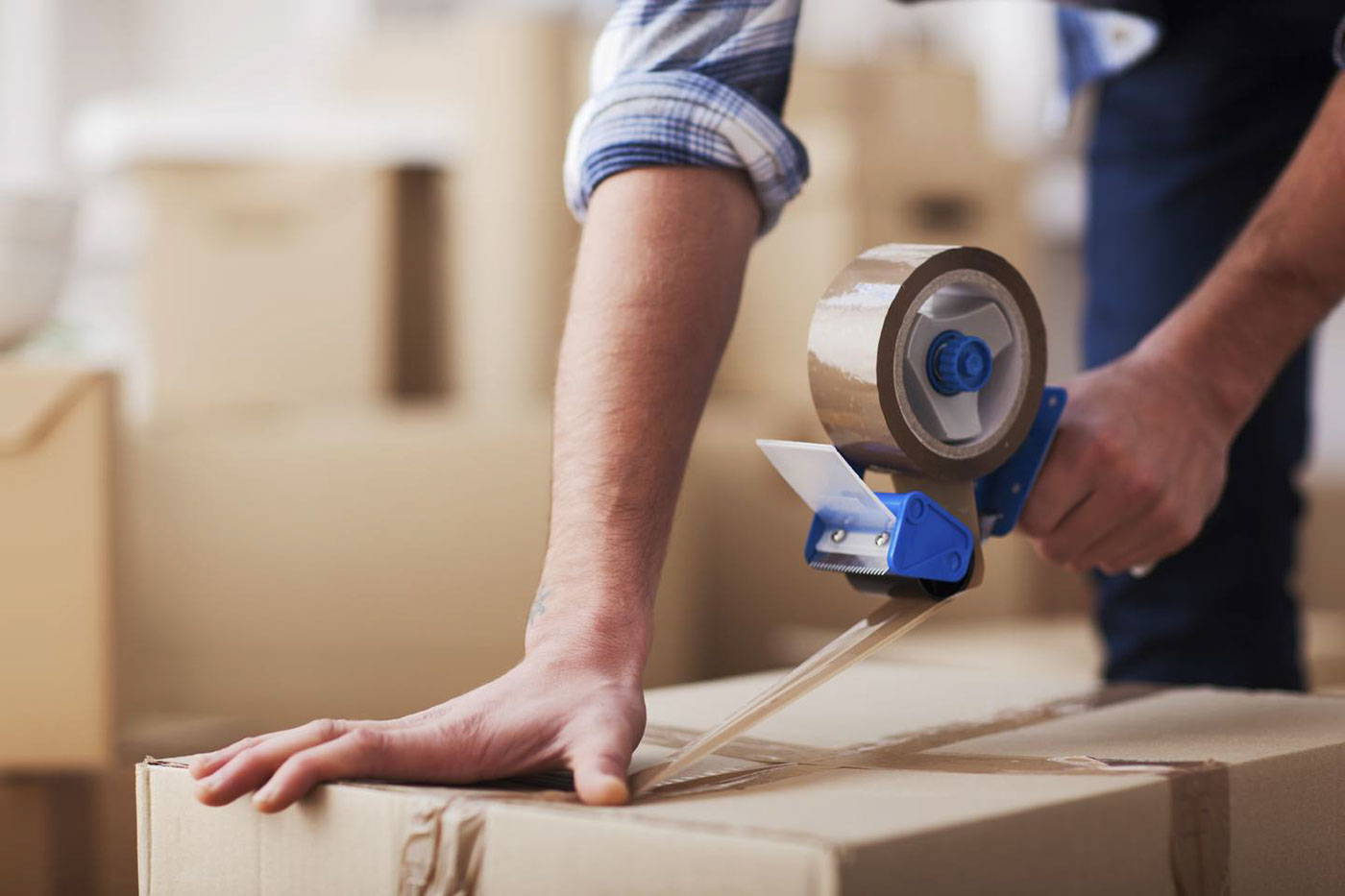 Unpacking Tips | Moving Me