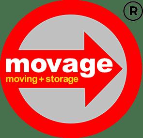 movage moving logo