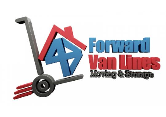 forward van lines logo