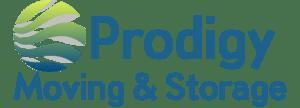 prodigy moving and storage logo
