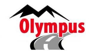 olympus moving logo