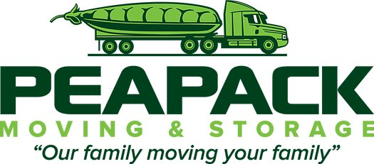 peapack moving logo
