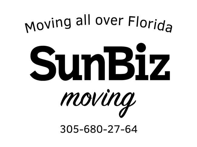sunbiz moving logo