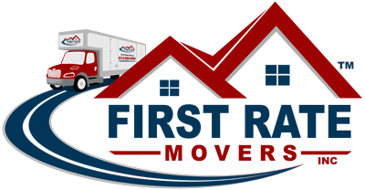 First Rate Movers logo