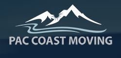 Pacific Coast Moving logo
