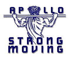 Apollo Strong Moving logo