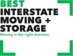 Best Interstate Moving + Storage logo