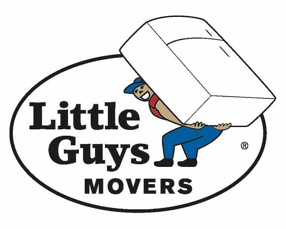 Little Guys Movers logo