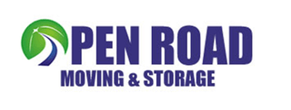 open road moving logo