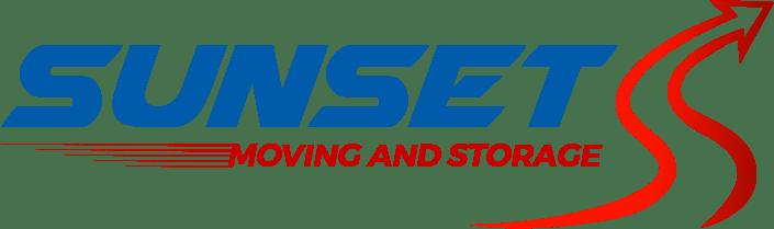 Sunset Moving And Storage Logo