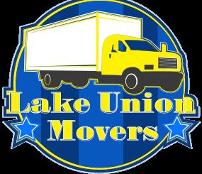 Lake Union Movers logo