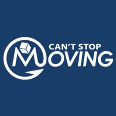 Can't Stop Moving logo