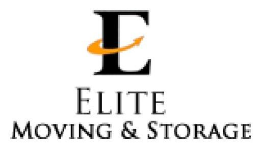Elite Moving & Storage logo