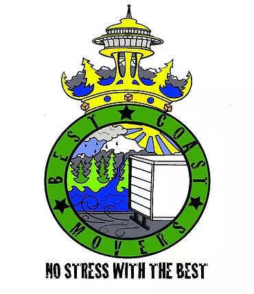 Best Coast Movers logo