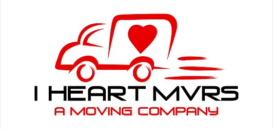 I Heart Movers logo