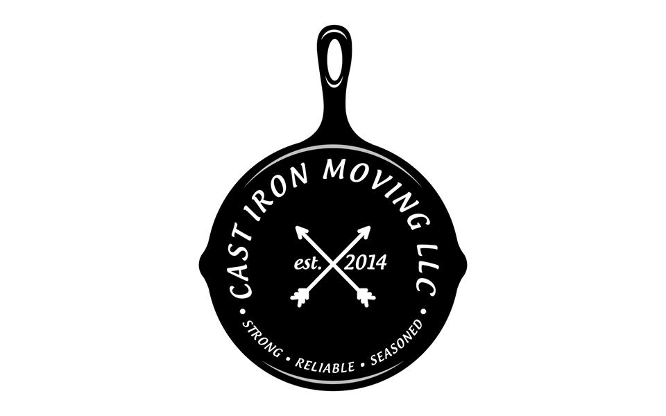 Cast Iron Moving logo