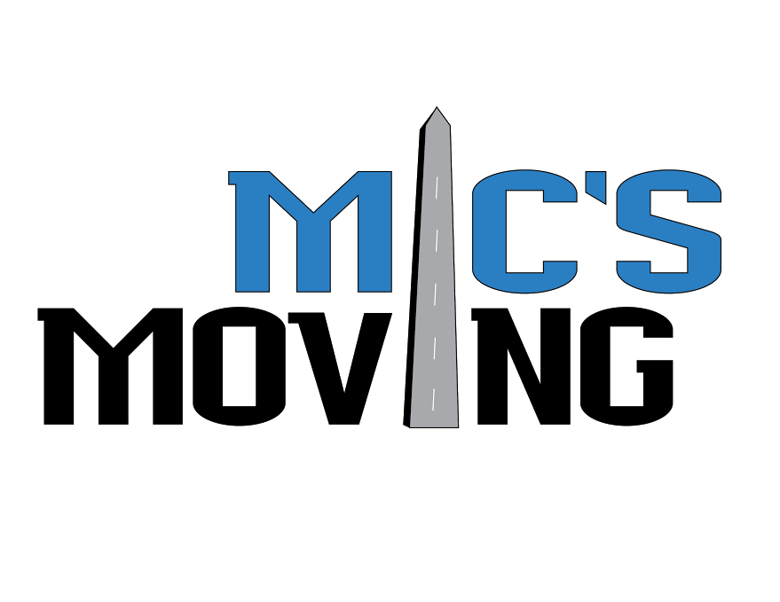 Mic's Moving logo