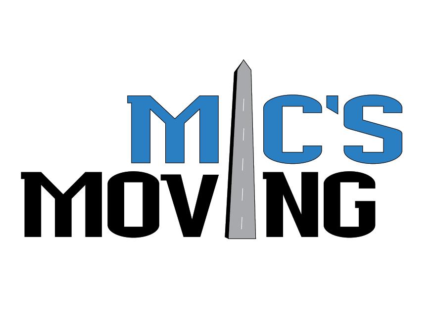Mic's Moving logo