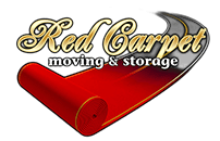 Red Carpet Moving & Storage logo