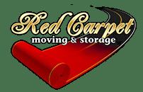 Red Carpet Moving & Storage logo