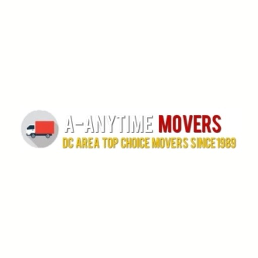 A-Anytime Movers logo