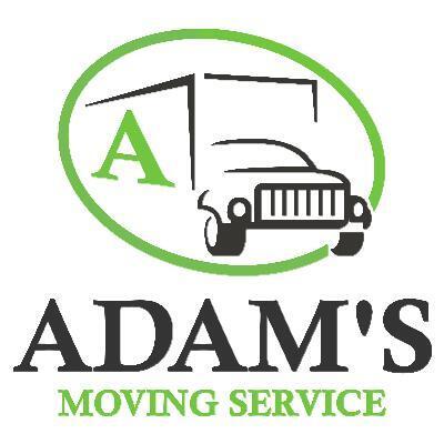 Adam's Moving Service logo