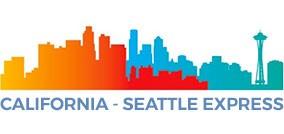 California-Seattle Express logo