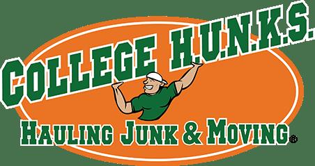 College HUNKS Hauling Junk & Moving logo