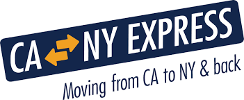 California New York Express logo