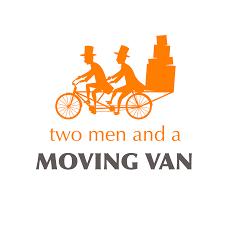 Two Men and a Moving Van LLC logo