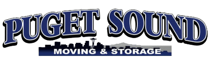 Puget Sound Moving and Storage logo