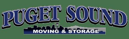 Puget Sound Moving and Storage logo