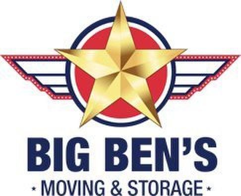 Big Ben's Moving and Storage logo