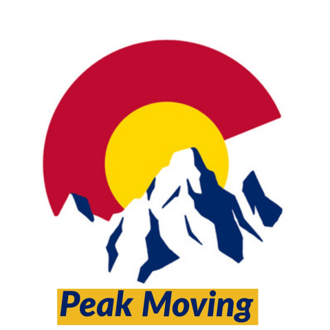 Peak Moving logo