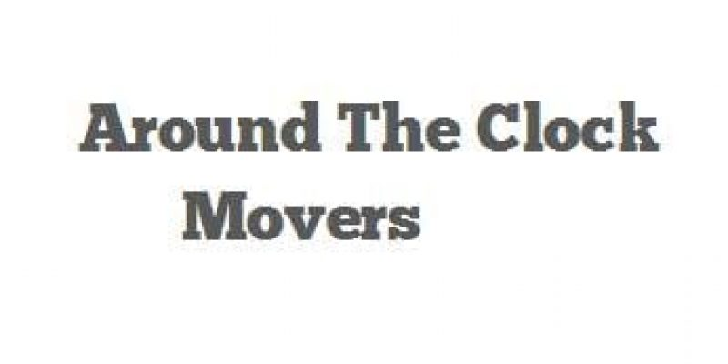 AROUND THE CLOCK MOVERS logo