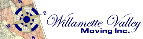 Willamette Valley Moving logo