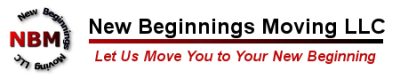 New Beginnings Moving logo