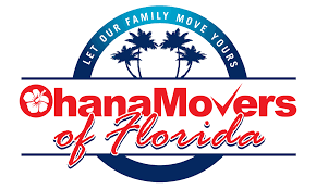 Ohana Movers of Florida logo
