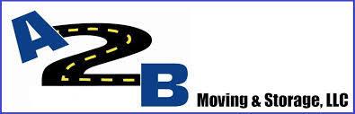 A2B Moving and Storage LLC logo