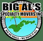 Big Al's Moving logo