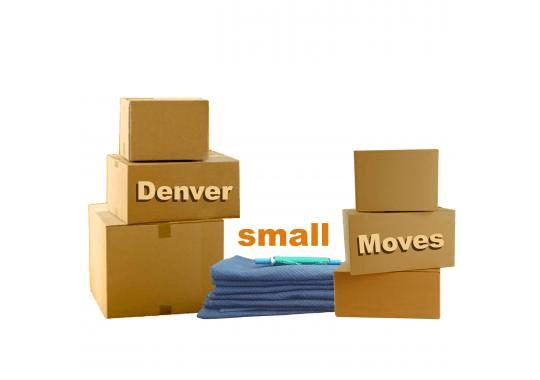 Denver Small Moves logo