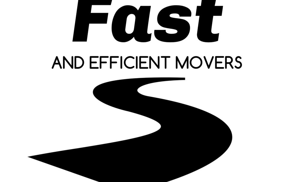 Fast & Efficient Movers logo