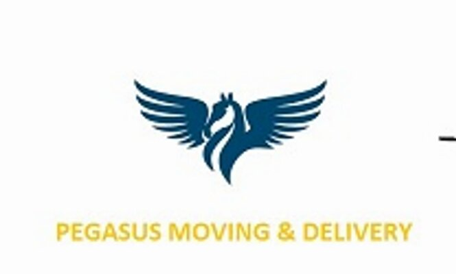 Pegasus Moving & Delivery logo