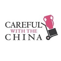 Careful with the China logo