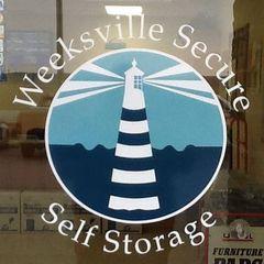 Weeksville Self Storage logo