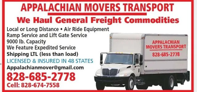 Appalachian Movers Transport logo
