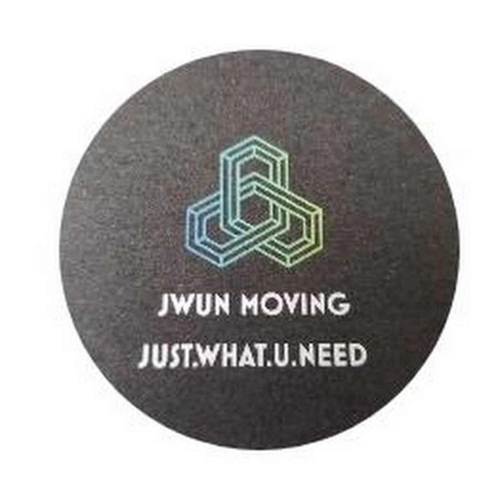 Jwun moving Company logo