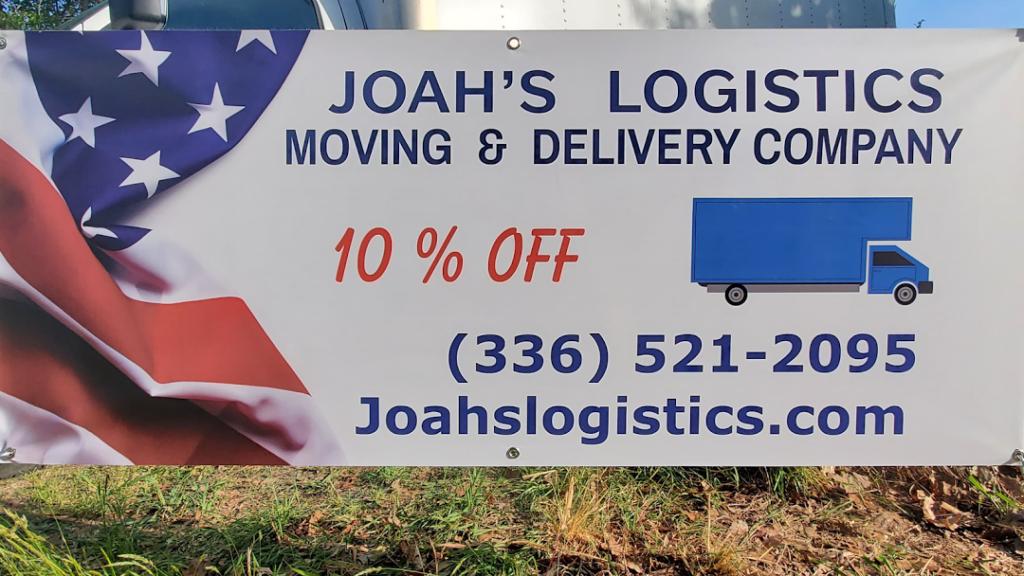 Joah's Logistics Moving & Delivery Company logo